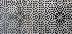 Parte de la ONU mushrabiya en Isfahan, 1975