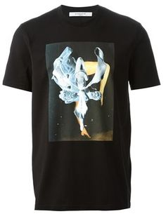 Givenchy Abstract Print T-shirt - Papini - Farfetch.com