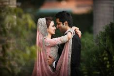 Pakistani Bride And Groom. Pakistani Wedding. Pakistani Style. Follow me here MrZeshan Sadiq