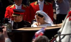 The 2018 Royal Wedding of Meghan Markle and Prince Harry — Highlights from the Nuptials of the Duke and Duchess of Sussex Princess Meghan, Prince Harry And Meghan, Princess Charlotte, Meghan Markle, Givenchy Wedding Dress, Prince Harry Wedding, Cathedral Length Veil, Wedding Kiss, Queen Mary