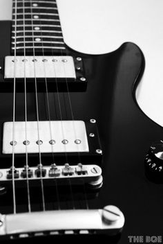 My Electric Guitar 8x12 Photography Print Music Decor by thebqe
