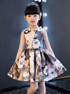 Blush Flower Girl Dresses, Cute Girl Dresses, Cute Girl Outfits, Little Girl Dresses, Stylish Dresses, Day Dresses, Kids Outfits, Childrens Party Dresses, Kids Summer Dresses