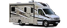 Prism Class C Motorhome 24.10 or 25'