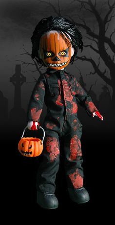 Pumpkin - Living Dead Dolls