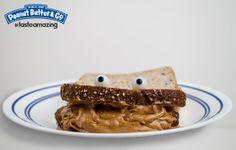 "Peanut Butter ""Sam Mitchy""  #tasteamazing"
