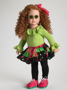 Groovy Girl Katie - from the 2007 Effanbee collection - sold out edition