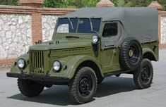 ГАЗ-69, 1953–1972