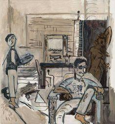 . David Baker, Painting, Art, Art Background, Painting Art, Kunst, Paintings, Performing Arts, Painted Canvas