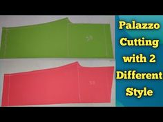 Palazzo, Different Styles, Blouse Designs, Teaching, Spice Mixes, Kurti, Youtube, Sewing, Crochet