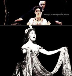 The Phantom and Christine | The Phantom of the Opera | Love Never Dies | Ramin Karimloo and Sierra Boggess