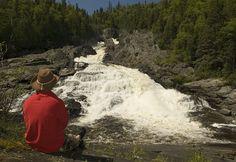 Denison falls