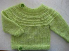 STRIKKET GENSER STR  3-4  ÅR Pullover, Knitting, Sweaters, Handmade, Fashion, Moda, Hand Made, Tricot, Fashion Styles