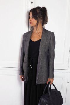 La veste Georges tweed Margaux Lonnberg sur shopnextdoor.fr :)