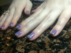 @OPI Nail #opigelcolorglittercoat #agrapefit #whhichiswitch Nails by Elizabeth