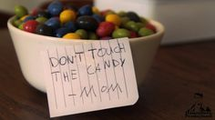 Dbp Comedy Short Film: Don't touch mom's Candy