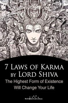 7 Laws of Shiva Karma by Lord Shiva That'll Change Your Life - 7 Laws of Karma by Lord Shiva — the Highest Form of Existence Will Change Your Life - Rudra Shiva, Mahakal Shiva, Shiva Art, Shiva Statue, Arte Shiva, Shiva Meditation, Law Of Karma, Lord Shiva Family, Story Of Lord Shiva