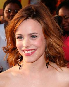 Rachel McAdams Best Hairstyles and Hair Colors  #hairstyles #celebrityhairstyles #haircolors #rachelmcadama