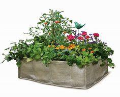 "The Little Acre Raised-Bed Vegetable Garden (Original 3'x4'x9"", Natural Weave) The Little Acre http://www.amazon.com/dp/B00QQT6206/ref=cm_sw_r_pi_dp_-R50ub09B02ZQ"