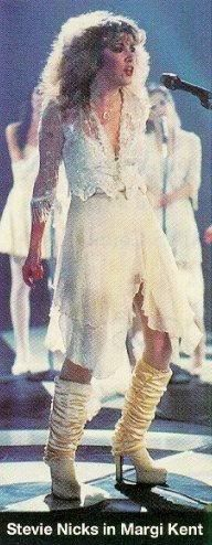 Stevie Nicks. Iconic cool.