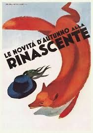 La Rinascente, grandi magazzini - Marcello Dudovich -