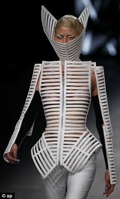 gareth pugh costume - Google Search