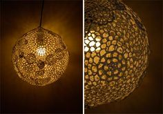 Guest blog tutorial provided by Bonnie from Bonnbonn  on Etsy.   This is an easy, affordable and beautiful lighting solution that was inspir...