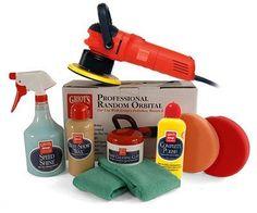 Griots Garage Random Orbital Polish  Wax Kit >>> Want additional info?…