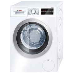 Bosch WAT28401UC 500 Series 2.2 cu. ft. Compact Washer - White