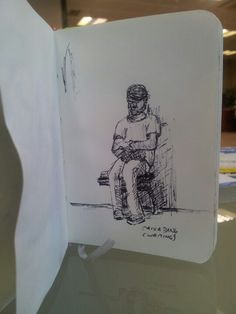 09.10.14   Jos   @ the bank (waiting)