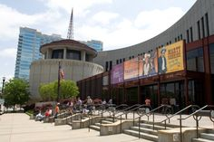 Country Music Hall of Fame. Nashville, Tennessee