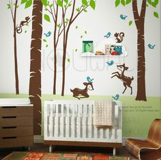 Hey, I found this really awesome Etsy listing at http://www.etsy.com/listing/73570822/art-wall-sticker-wall-decals-tree-decal