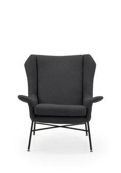 BBPR; 'Giulietta' Lounge Chair for Arflex, 1958.