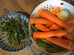 Zupa mocy według Pięciu Przemian z sekretnym składnikiem - Noemi Demi Carrots, Vegetables, Food, Meal, Essen, Carrot, Vegetable Recipes, Hoods, Meals