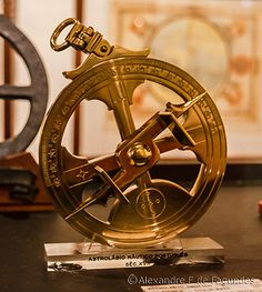 Mariner´s Astrolabe   /  © Alexandre F de Fagundes