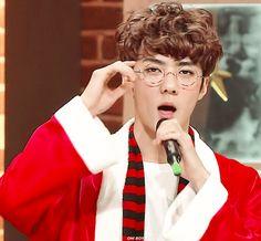 Imagen de exo, gif, and kpop