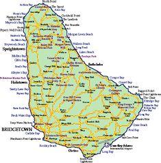 Barbados Road Map