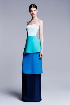 Roksanda Ilincic Resort 2014 - Runway Photos - Fashion Week - Runway, Fashion Shows and Collections - Vogue