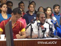 "Pdte FCU @JuanRequesens ""Van a tener que sacar a 60 millones de militares para sacarnos de las calles"""