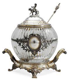 Russian Antique Punch Bowl