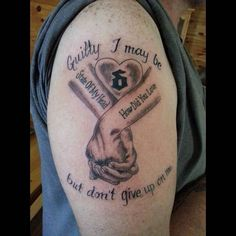 .@Shinedown Tattoo submitted by William Hancock #ShinedownTattoos  #Shinedown #ShinedownInk