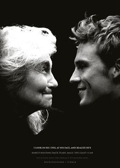 Mags and Finnick.