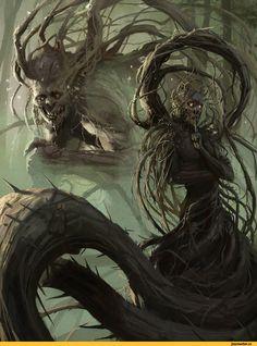 Christof Grobelski,красивые картинки,Тёмное фэнтези,Fantasy,Fantasy art,art,арт