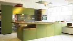 Green paint for cabinets kitchen renovation ideas