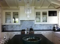 Anglo-Caribbean Residence - traditional - kitchen - tampa - E+D Architecture and Design, PL