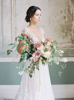How to Design Flower Arrangements in Difficult Color Palettes Bridal Hair Updo, Wedding Hair And Makeup, Tattoo Apprenticeship, Event Photography, Color Combinations, Wedding Details, Flower Arrangements, Wedding Hairstyles, Floral Design