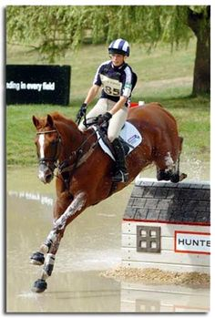 Zara Phillips. Olympic equestrian, drop dead gorgeous AND a princess? Duh.