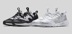 The Nike Air Huarache Utility Snow Camo & Triple White launch via more stockists in 10 mins  http://ift.tt/1QhSCLa