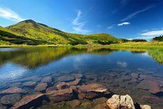 Lake Nesamovute, The Nadvirna Raion, Ivano-Frankivsk Oblast (province), Ukraine
