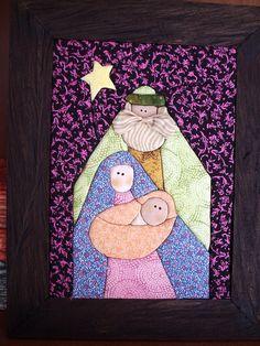 "Képtalálat a következőre: ""dibujos hechos en bolas de icopor motivos navideños"" Nativity Ornaments, Quilted Ornaments, Christmas Nativity, Felt Christmas, Christmas Holidays, Christmas Decorations, Christmas Ornaments, Xmas Crafts, Fall Crafts"