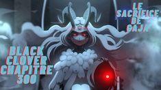 Black Clover vient de prendre une tournure très sombre. Il a été confirmé que Gaja fait un incroyable sacrifice en utilisant son dernier atout sur le diable. Il convertit chaque once de force vitale qu'il a en magie et attaque Megicula. Cela donne une ouverture à Noelle pour donner le coup de grâce. Gaja s'est toujours senti insignifiant et s'est consacré à sauver Lolopechka. #BlackClover #BlackCloverChapitre300 #BlackCloverscan300 Demon Slayer, Crossover, Devil, Audio Crossover
